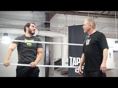 Jerry Lynn reflects on guest-coaching at the WWE Performance Center and looking like Randy the Ram