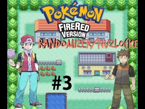 That wasn't too hard | Pokemon Fire Red Randomizer/Nuzlocke #3