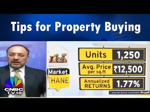 First Time Home Buyer | Suggestions and Ideas for Property Buying | CNBC TV18