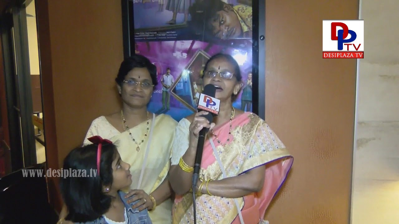 Movie Feedback at Premier Show - Anando Brahma, Dallas Texas, USA
