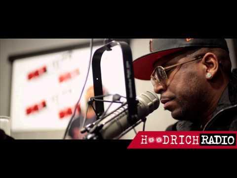 ROCKO on Hoodrich Radio with DJ SCREAM
