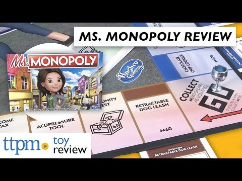Kristin Lessard & Steve Kelly  - Women Get Paid More Than Men in New Ms. Monopoly Game!