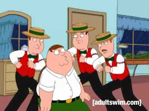 Vasectomy Barbershop - Family Guy