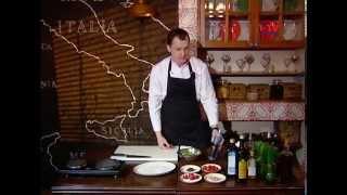 """""""Утро вместе"""" с """"Bistrot"""" - готовим лёгкий итальянский салат"""