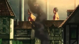 Атака титанов / Shingeki no Kyojin [Русский трейлер]