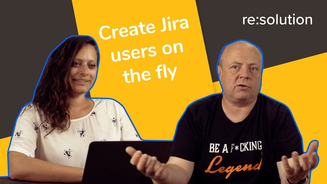 Can I create Jira users on the fly during the Jira AD FS login process?