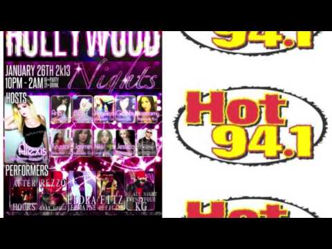 HOT 94.1 Commercial for HOLLYWOOD NIGHTS@ REPLAY