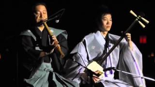 津軽三味線 -MOTOKI MORINAGA- 黒田節