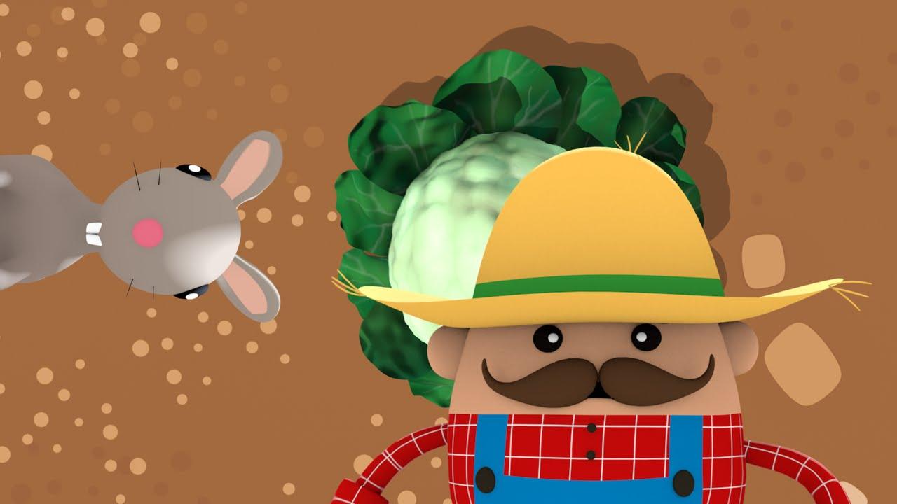 Mon petit lapin youtube - Le petit lapin s est cache dans le jardin ...