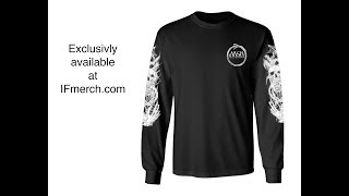 """Arch Enemy - Exclusive """"Will To Power"""" Longsleeve"""