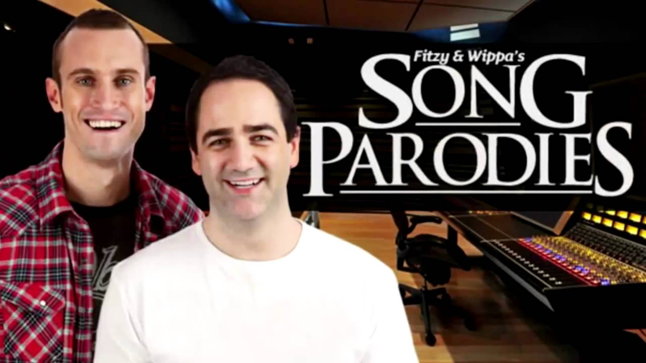 """Fitzy and Wippa """"New Years Resolutions"""" song parody - YouTube"""