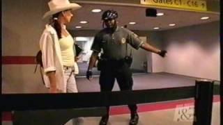 Gina Terrano Craig & Cheryl Osbourne's Federal Offense - Airline TV Show