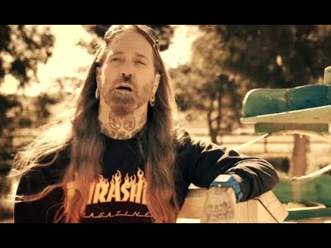 """DevilDriver new cover album """"Outlaws 'Til The End: Vol. 1"""" is it metal or country..?!!"""