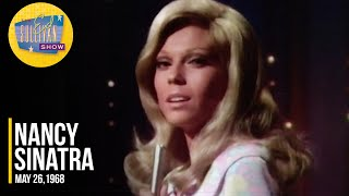 """Nancy Sinatra """"This Girl's In Love With You"""" on The Ed Sullivan Show"""