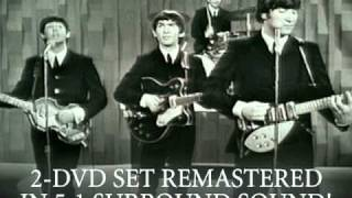 The 4 Complete Ed Sullivan Show Starring The Beatles (official trailer)