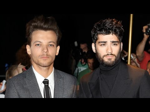 One Direction's Louis Tomlinson Addresses Zayn...