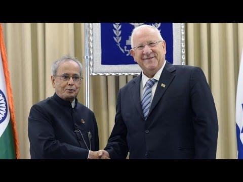 Israeli President Reuven Rivlin in India on week-long visit