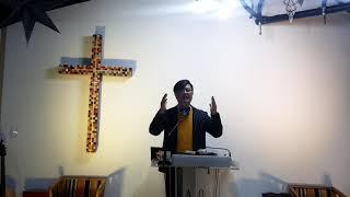 더모자이크 교회  주일설교(2020년1월12일) 이영철 목사