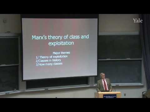 13. Marx's Theory of Class and Exploitation