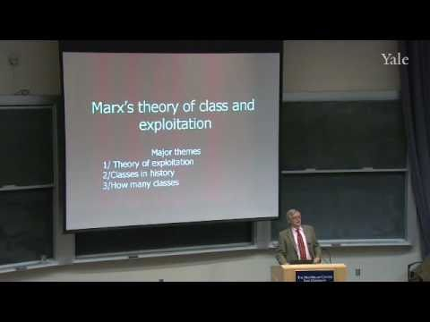 marxs theory of class essay