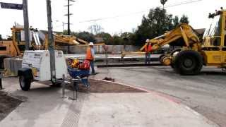 Metro Expo Line Overland Ave track installation