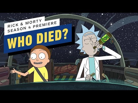 Every Morty 'death' in the Rick and Morty season 4 premiere