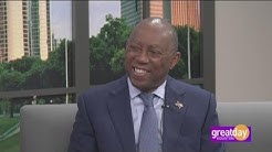 Mayor Sylvester Turner on The City Of Houston Homeowner Assistance Program