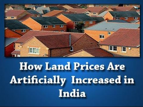 How land prices are artificially raised in Mumbai, Delhi and all cities - H189