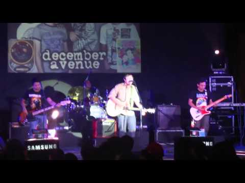 [01-13-2012] December Avenue - Eroplanong Papel