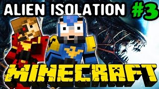 Alien : A Crafters Isolation - Ep. Final : Nid d'Aliens - Coop Minecraft Map