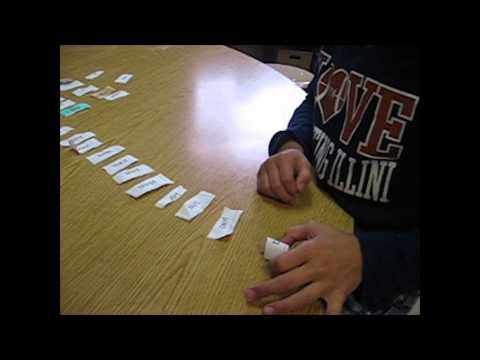 How To Do a Spelling Word Sort