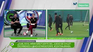 Perú vs Chile: lo mejor de la práctica del equipo de Reinaldo Rueda a un día de semifinales