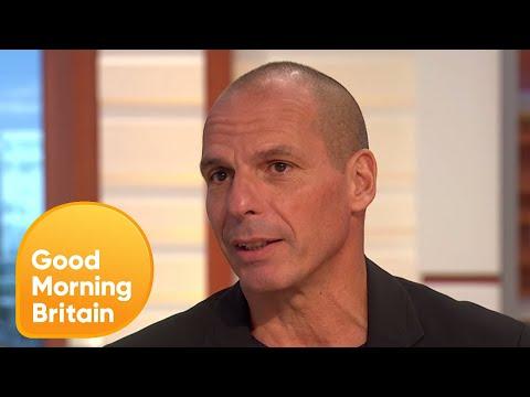 Yanis Varoufakis: How to Beat Brussels   Good Morning Britain