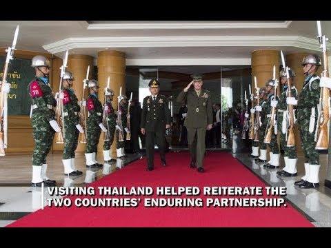 Defense Flash News: Joint Chiefs Chairman's Asia Visit, AUSTRALIA, 02.09.2018