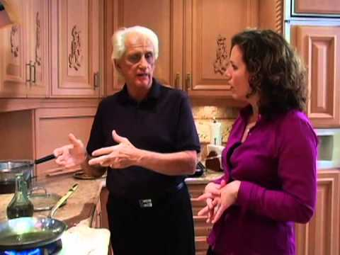 Why I never cook with Extra Virgin Olive Oil by George Mateljan