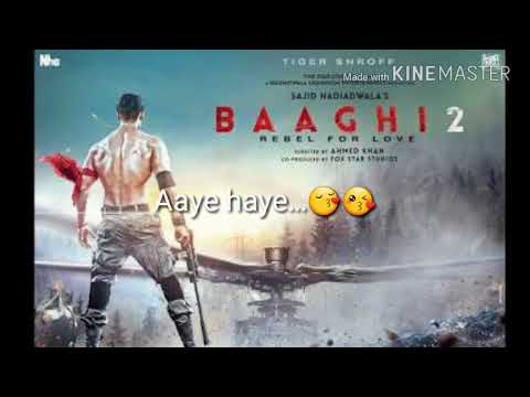 Mundiyan - Navraj Hans & Palak Muchhal - Baaghi 2 (2018) - Lyrical Video By Siddiqui Alia