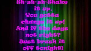 Selena Gomez-shake it up (karaoke)