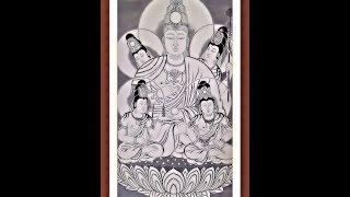写真は「五秘仏観音様」 昭和24(1949)年6月25日発行.