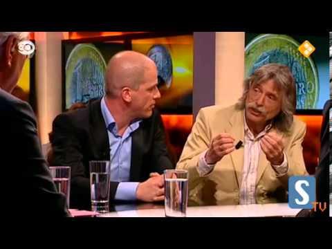 Johan Derksen hekelt PVV, stemt D66