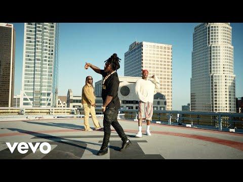Смотреть клип Yg, Mozzy Ft. Ty Dolla $Ign - Vibe With You