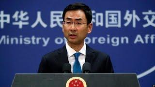 VOA连线(叶兵):北京称坚决反对美国涉港立法干涉中国内政