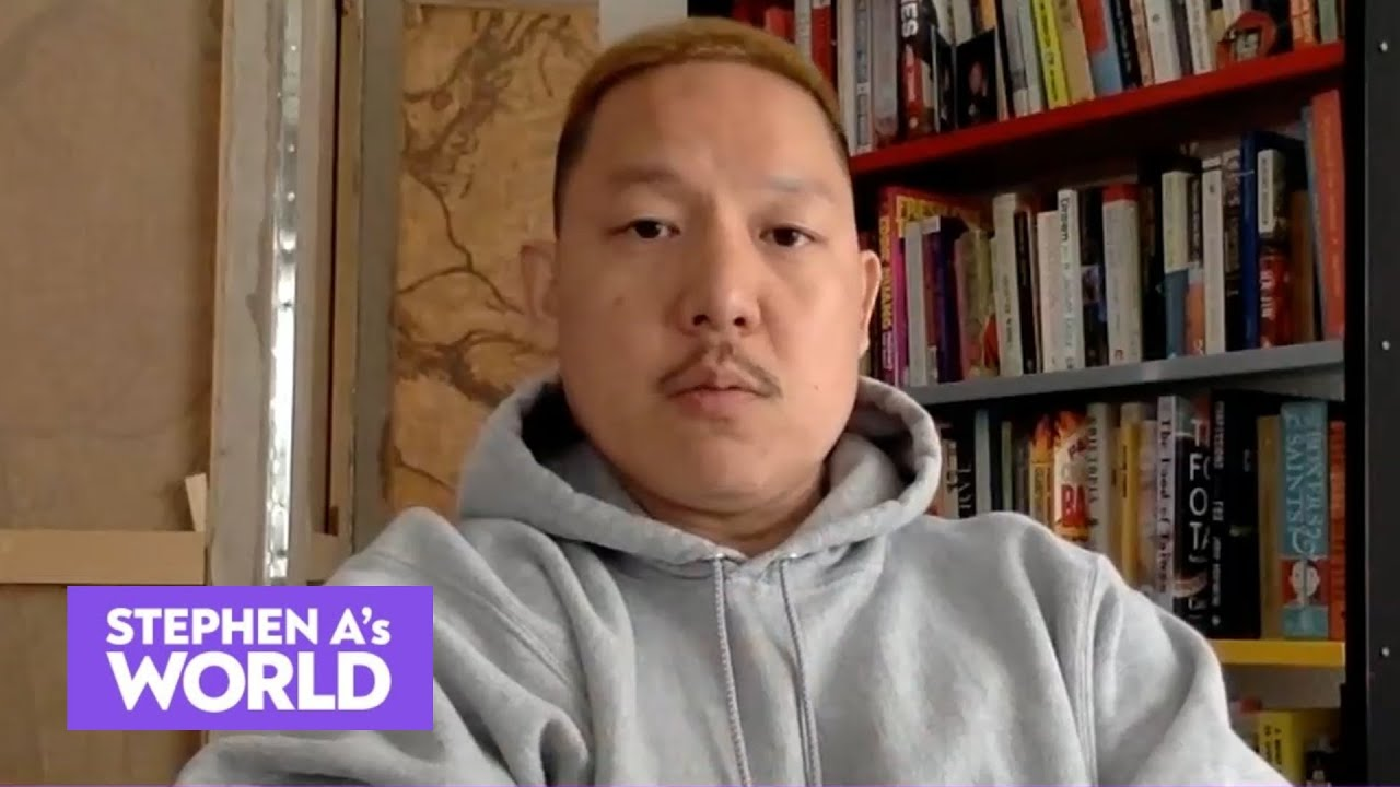 Eddie Huang on the message behind 'Boogie'   Stephen A's World - ESPN