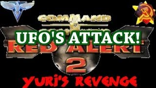 Red Alert 2 - Yuri's Revenge - Skirmish - Vs 7 Brutal Enemies - Walls of Jericho