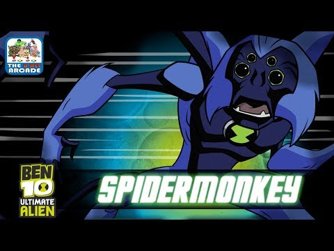 Ben 10 Ultimate Alien: The Ultimate Collection - Hard Mode Completed (Cartoon Network Games)