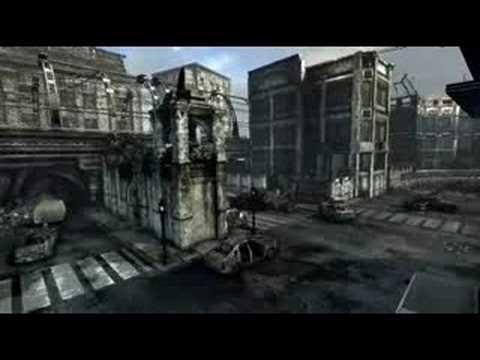 GDC 2008: Unreal Engine 3 Demo