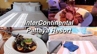 Review InterContinental Pattaya Resort & popular restaurants in Pattaya