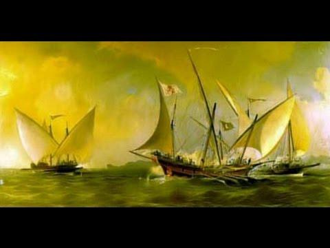 Kate Garnons Williams - A History of Piracy in the Mediterranean - Shrewsbury U3A (16/11/2015)