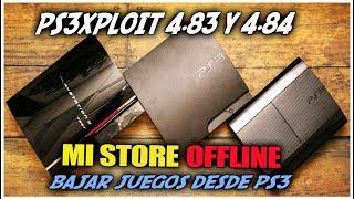 PS3Xploit 4.83-4.84 Mi HAN Toolbox MOD v2.0 Offline + Temperatura | 2019