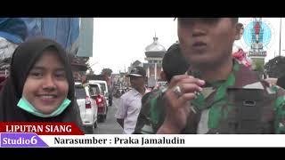 Liputan Kegiatan Karnaval Kecamatan Tanggul - Jember 2017 - SMK Negeri 6 Jember
