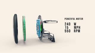 Blizwheel Indiegogo Campaign Video